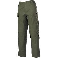 Mfh Hombres Táctica Misión Combatir Pantalones Senderismo Trabajo Carga Nyco Pan