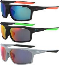 Nike Traverse Men's Matte Sport Sunglasses w/ Mirror Lens - EV1033