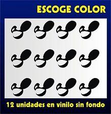 12 X PEGATINAS - Sticker - Vinilo - Lote - deadmau5 - Aufkleber - Vinyl  Iphone
