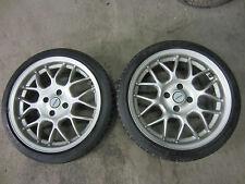 2x Alufelgen Alutec 7,5Jx17H2 Dunlop Sport 215 40Z R17 Ford Focus 1 I DNW