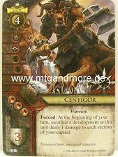 Warhammer Invasion - 2x Centigor engl  #052
