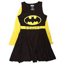 DC Comics Batman Logo Juniors Cape Dress