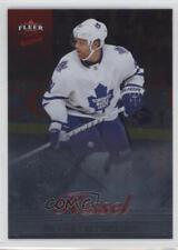 2013 Fleer Showcase Ultra Red Medallion #23 Phil Kessel Toronto Maple Leafs Card