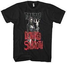 DANZIG - Deth Red Sabaoth - T SHIRT S-M-L-XL-2XL Brand New - Official T Shirt