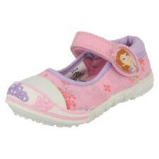 Niña Disney Sofía Sueños PARACHOQUES Zapato De Lona