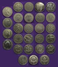 RARO & DA COLLEZIONE £ 1 MONETE-British Una Sterlina Moneta Hunt - 1983 - 2015 UK