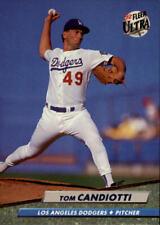 1992 Ultra Baseball Card Pick 501-600