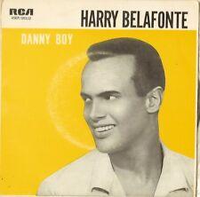 "Harry Belafonte    ""Danny Boy""   RCA 45 EP P/C Vinyl"