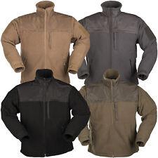 Mil-Tec Elite Fleecejacke HEXTAC XS-3XL Premium Outdoor Winter Fleece Jacket
