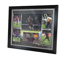 Neymar Signed Barcelona Photo Poster Memorabilia Limited Edition of 250