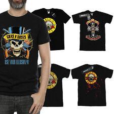 Guns N Roses Men's T-Shirt Official Band Merchandise