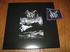 """ORCRIST """"Fallen"""" LP + PATCH  darkthrone urgehal taake"""