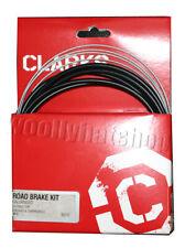 Clarks ROAD Brake Kit - Galvanised Bike BRAKE Cables for Shimano / Campagnolio