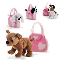 Plush & Company 15792 Peluche Cagnolino con borsetta - Lovely Pet Bag Chiens sac