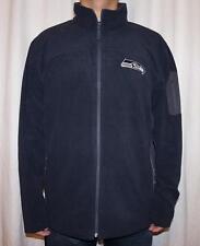 NWT Seattle Seahawks NFL Men's Full Zip Microfleece Jacket