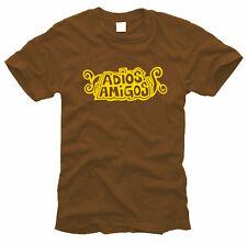 Adios Amigos - T-Shirt- Gr. S bis XXL