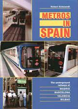 Metros in Spain, Schwandl, Robert, New Book