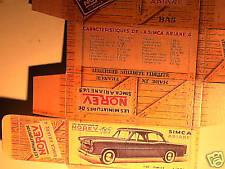 REFABRICATION BOITE SIMCA ARIANE  / NOREV 1960