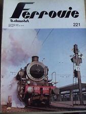 Italmodel Ferrovie 221 1978 Storia trifase anni 20 - Ultimi giorni D 461
