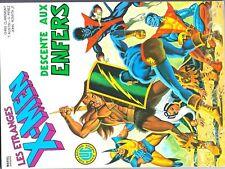 BD NEUF : FS, LES ETRANGES X-MEN  N° 1 DESC AUX ENFERS