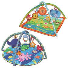 Bontempi Musical Sound Baby Activity Play Mat Gym Animals Jungle Ocean Soft Mat