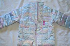 Gymboree APRES SKI Puff Jacket Mod Print Blues & Lavender NWT 7