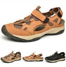 Sandals Shoes Men Athletic Beach Sport Trail Sand Close Toe Flats Comfort Walk