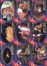 Star Trek:Deep Space Nine-1993 Series -Lot 6- 9 Cards