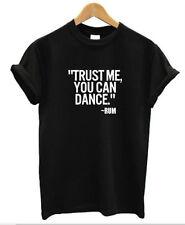 Trust me you can dance RUM T-Shirt mens womens bacardi