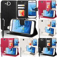 Schutz Hülle für Acer Liquid Jade Z S57/ Jade S S56 Handy Brieftasche Flip Case