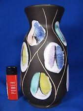 """BEAUTYFUL 50´s design Bay Keramik VASO 586 - 20 """"Congo pattern"""""""