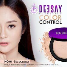 Deesay Bright Skin Color Control Foundation Powder Spf 30 PA ++ Light texture