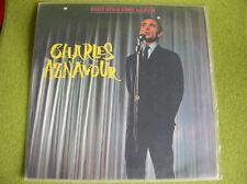 LP CHARLES AZNAVOUR-BEST STAR BEST ALBUM-JAPAN PRESS 1967-BARCLAY SR 107