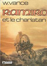 RAMIRO et le Charlatan. VANCE 1981