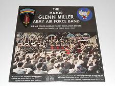 THE MAJOR GLENN MILLER New Sealed Mint Army Air Force Band RCA DPL1-0194 glen