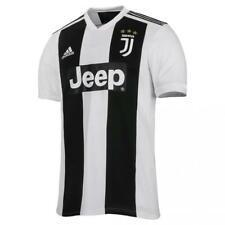 Maglia Gara FC Juventus 2018-2019 uomo home  adidas CF3489 bianco-nera