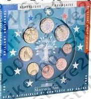 Euro FRANCIA 2009 in Folder Ufficiale