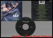 BATMAN FOREVER : U2 (CD Single) Hold Me, Thrill Me, Kiss Me,Kill Me 1995
