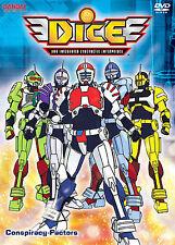 D.I.C.E. - Vol. 5: Conspiracy Factors (DVD, 2005)
