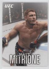 2012 Topps UFC Knockout #84 Matt Mitrione MMA Card