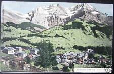 Switzerland~1900's ADELBODEN~Grosser Lohner ~Swiss Alps