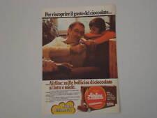 advertising Pubblicità 1976 NESTLE' AIRLINE