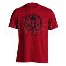 Spartan Warrior Molon Labe Come & Take It Graphic Short Sleeve Men's Tee S - 3XL