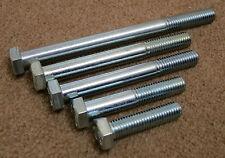M12 Bolts x70/100/110mm 1/5/10pcs 8.8 Hexagon Head High tensile steel