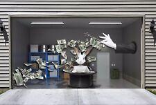 3D Magic Cap 42 Garage Door Murals Wall Print Decal Wall AJ WALLPAPER AU Lemon