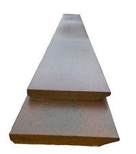 Schneide / Messerstahl / Schneidkante / Schürfleiste aus HB500 je Größe am Lager