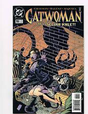 CATWOMAN STALKS SELINA KYLE?!, # 70, JULY 1999