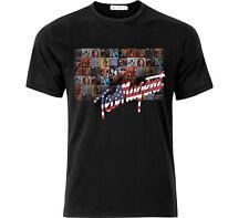Ted Nugent Motor City Madman Rock T Shirt Black