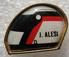 Pin's Casque de Formule 1 F1 Jean Alesi #2093