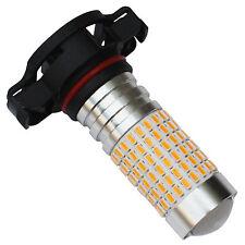 2* 144SMD Newest PSX24W 2504 Super brigh Projector Lens LED Car Fog Light DRL